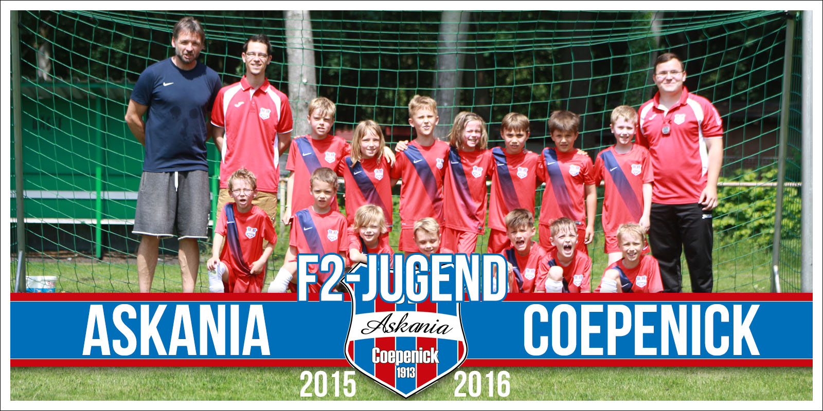 2.F-Junioren Saison 2015/2016