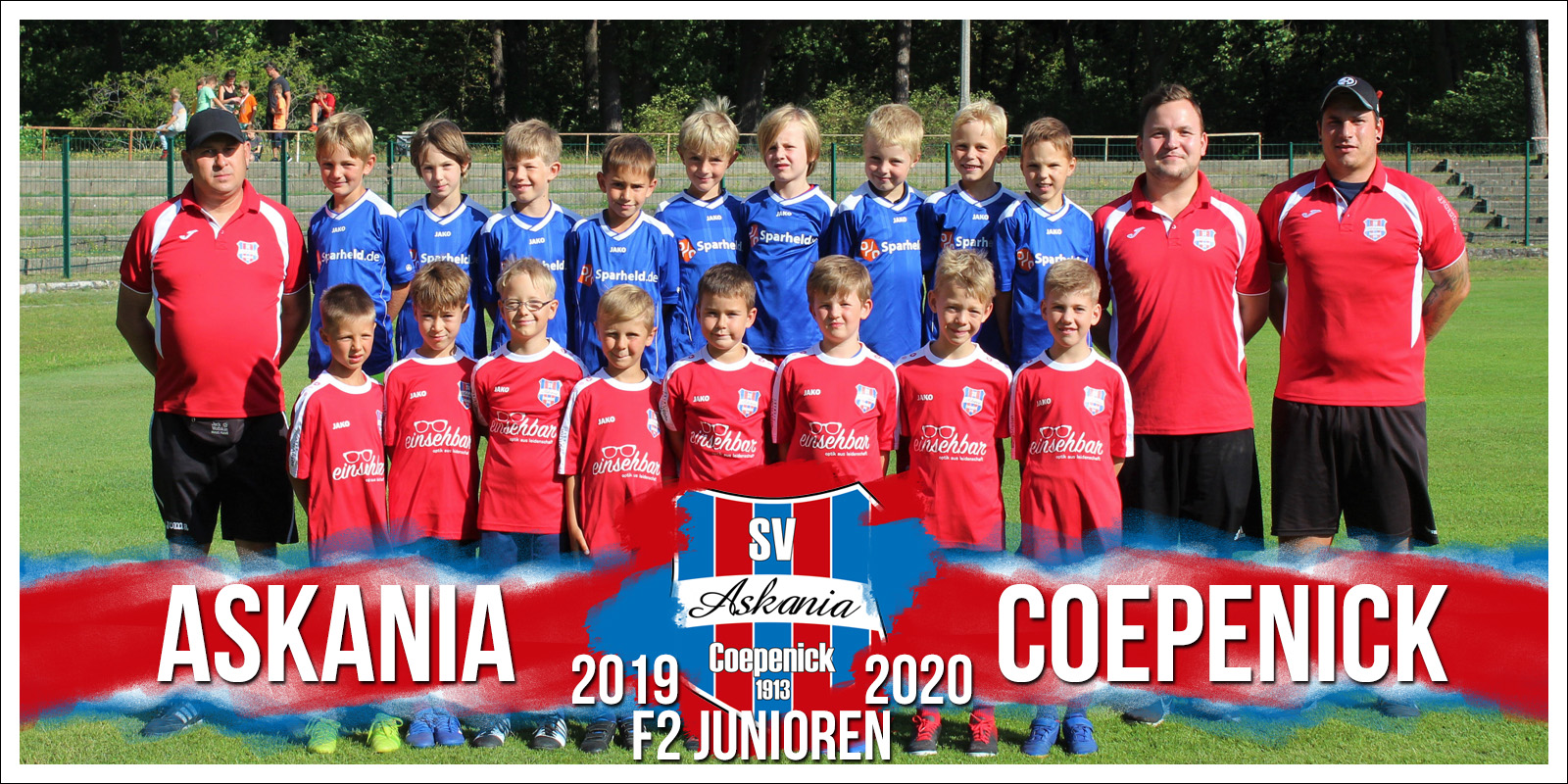 2.F-Junioren Saison 2019/2020