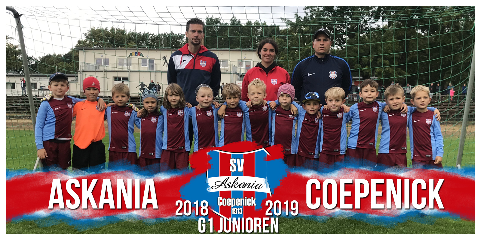 1.G-Junioren Saison 2018/2019