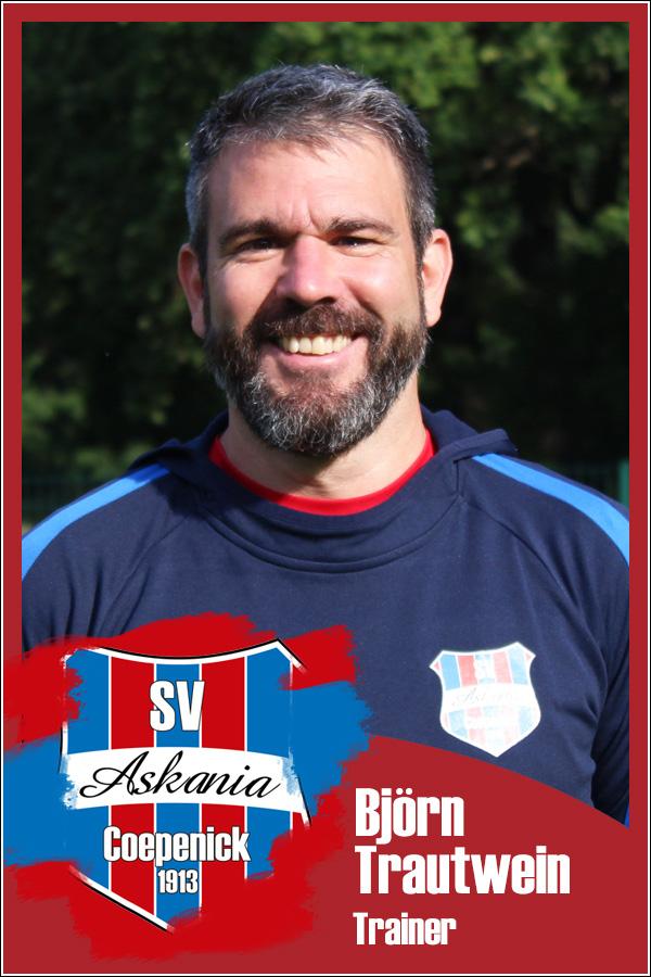 Björn Trautwein (Trainer 2.F-Junioren 2021/2022)