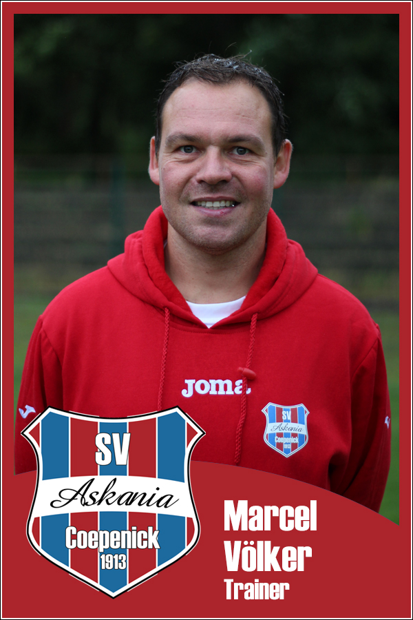 Marcel Völker (Trainer 1.C-Junioren 2015/2016)