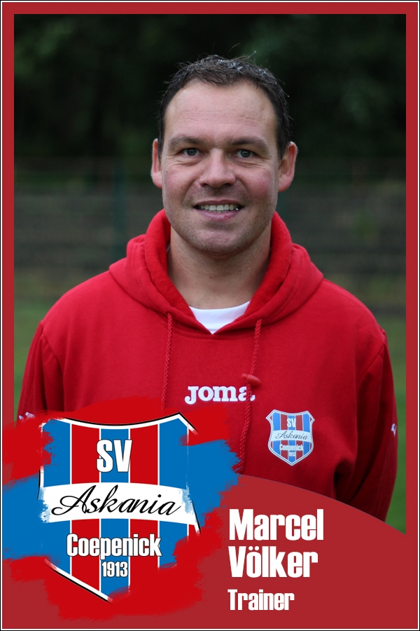 Marcel Völker (Trainer 1.C-Junioren 2017/2018)