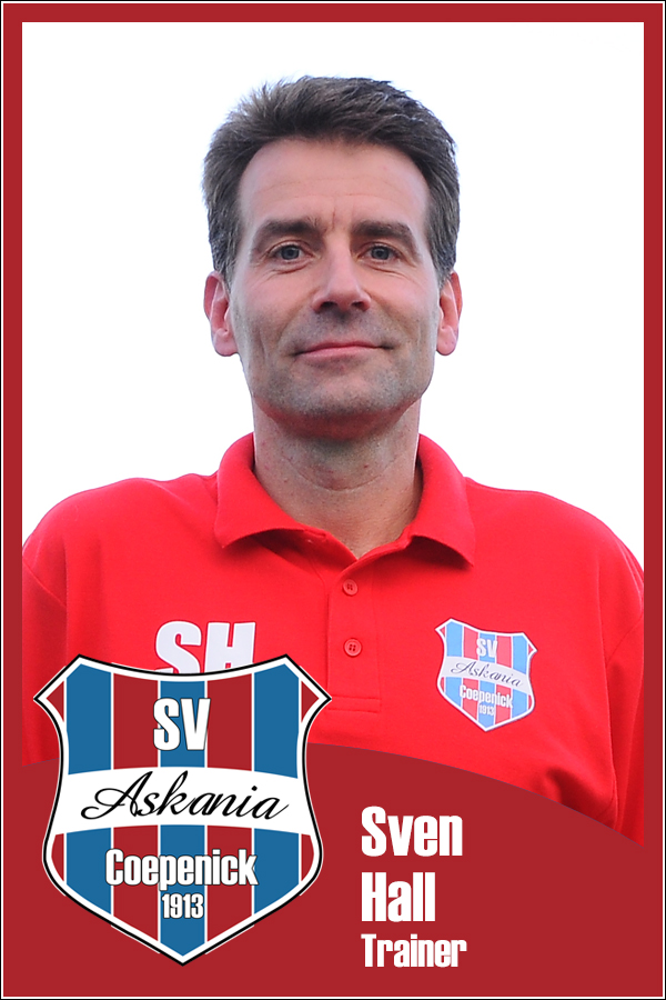 Sven Hall (Trainer 1.F-Junioren 2012/2013)